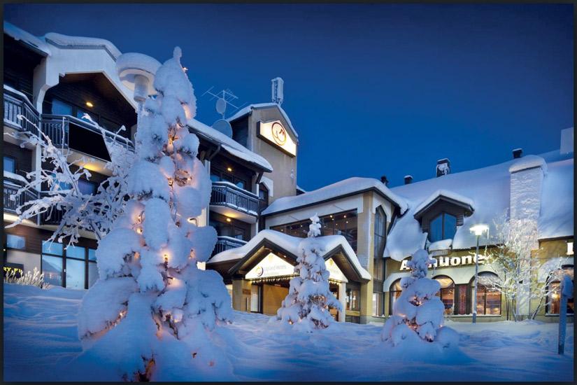 image Finlande saariselka hotel lapland riekonlinna_43