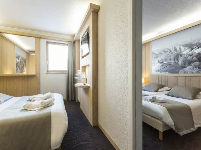image France Alpes Huez hotel club mmv les bergers