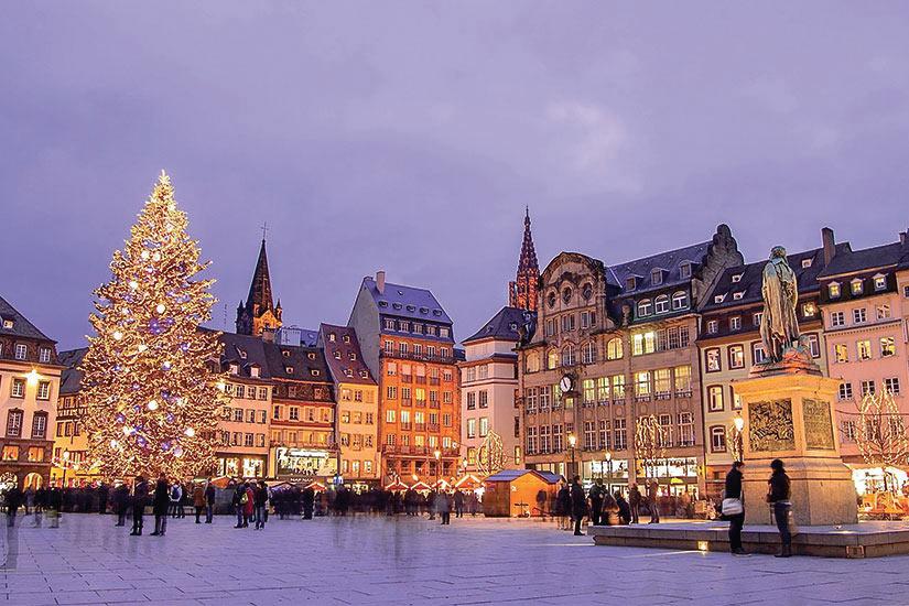 image France Alsace Strasbourg marche de Noel  fo