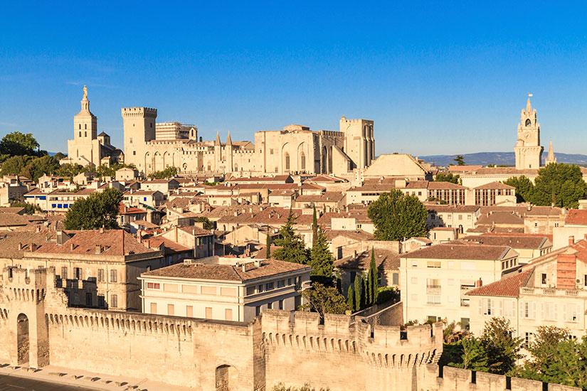 image France Avignon Palais Papes  it