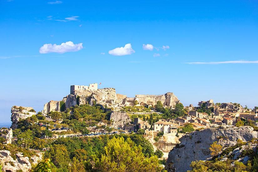 image France Baux de Provence  it