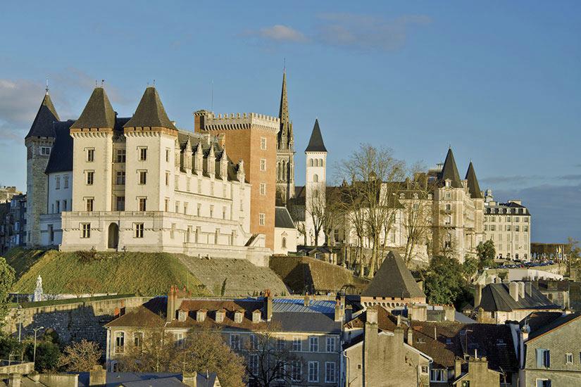 image France Bearn Centre historique de Pau  fo