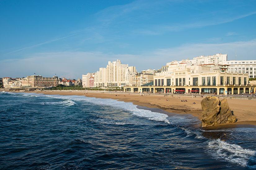 image France Biarritz Grande Plage  it