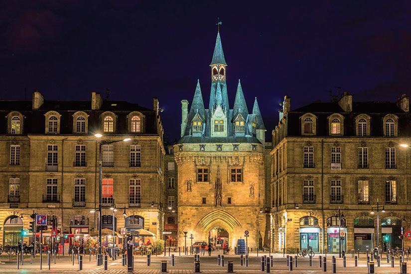 image France Bordeaux Port Cailhau  fo