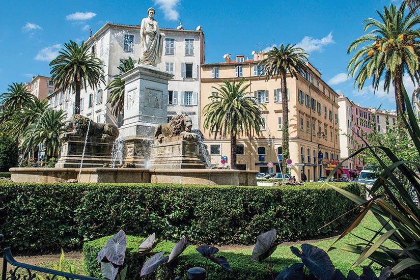 image France Corse Ajaccio  fo
