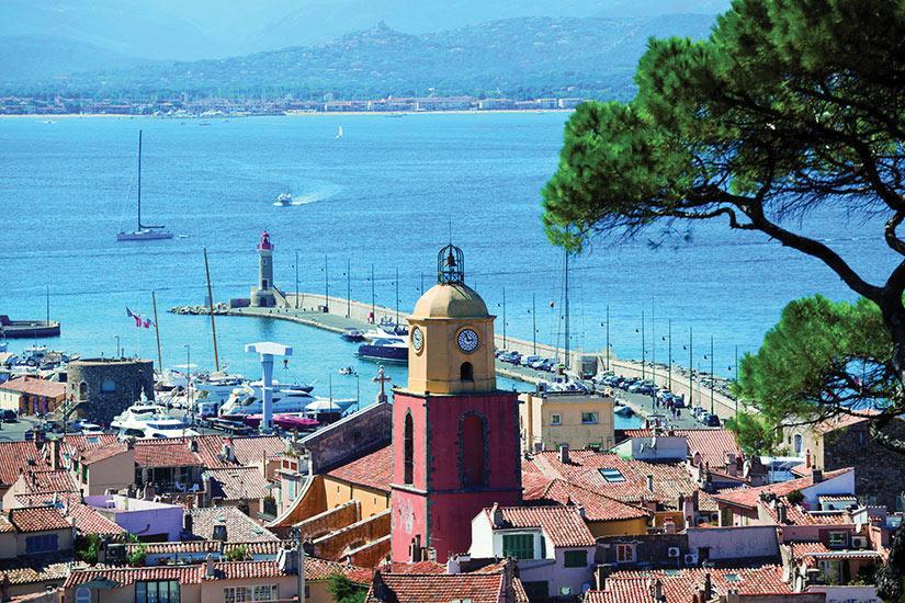 image France Cote Azur Saint Tropez Eglise  it