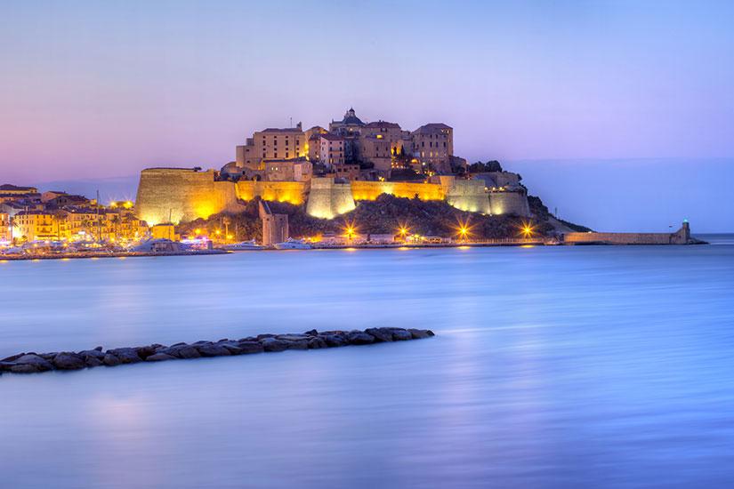 image France Haute Corse Calvi  fo