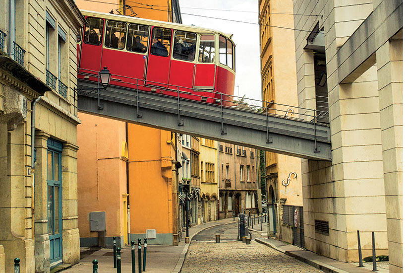 image France Lyon funiculaire  fo