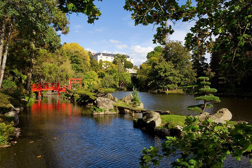 image France Maine Loire Maulevrier Parc  fo