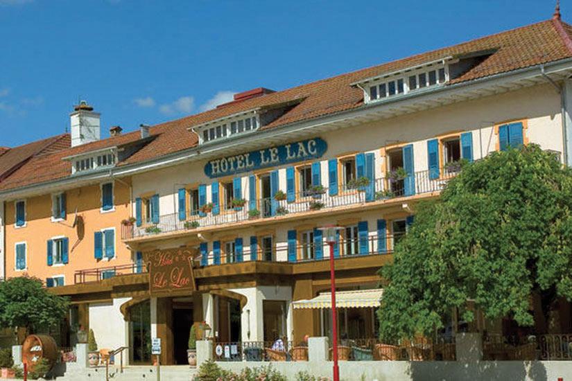 image France Malbuisson Hotel le Lac