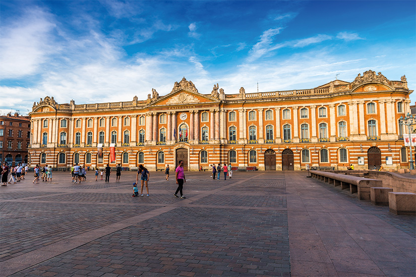 image France Midi Pyrenees Toulouse Le Capitole 21 as_87095030
