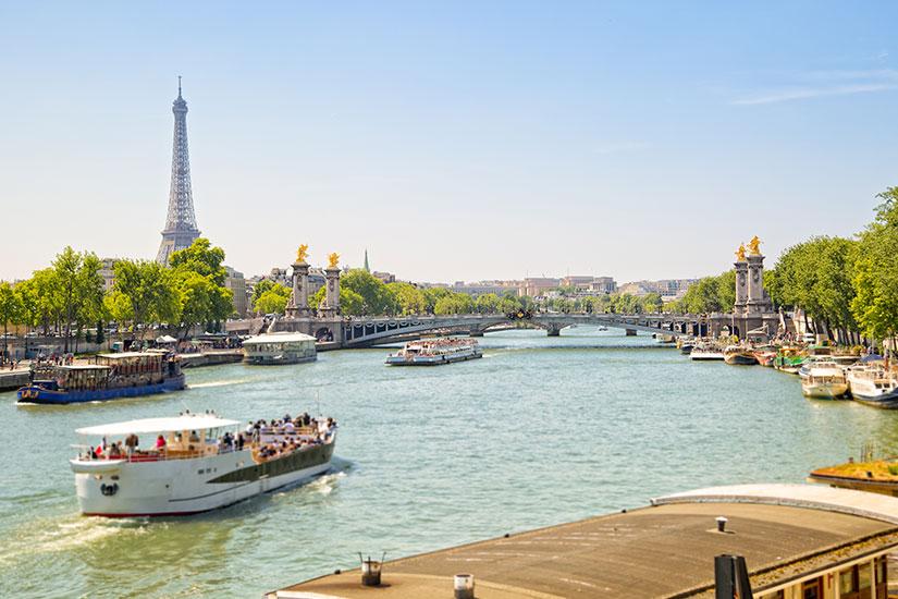 image France Paris Seine  it