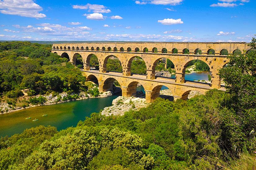 image France Pont du Gard  fo