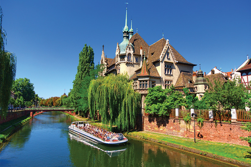 image France Strasbourg Bateau mouche 09 as_43822343