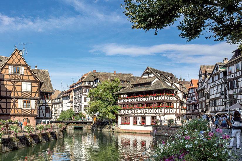 image France Strasbourg La petite France  fo