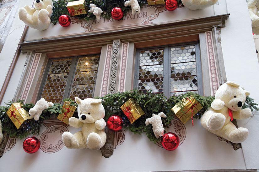 image France Strasbourg Noel decorations  fo