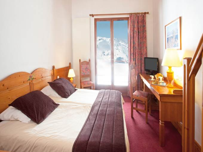 image France Val Cenis Le Val Cenis chambre