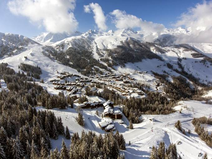 France - Alpes - Valmorel - Villages Club du Soleil Valmorel