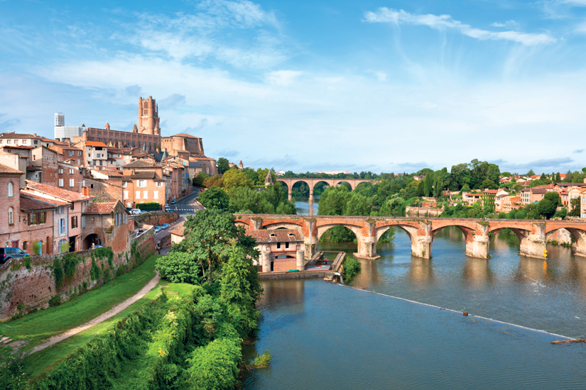 image France albi toulouse pont cathedrale 30 as_86193081