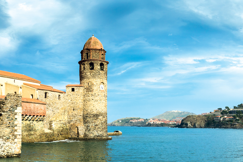 image France collioure panorama plages 72 as_103084447