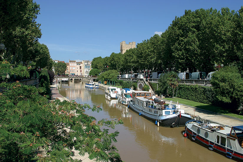 image France narbonne canal du midi  it
