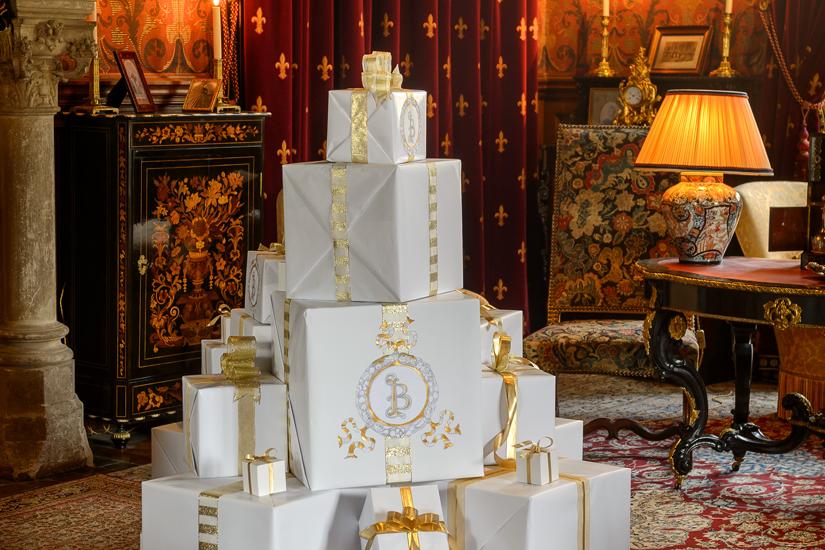 image France noel chateau azay_34