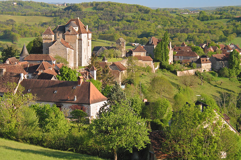 image France perigord curemonte it