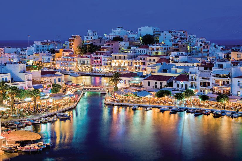 image Grece Crete Agios Nikolaos  fo