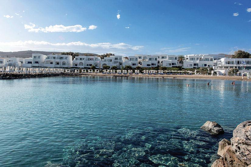 image Grece Crete Knossos plage