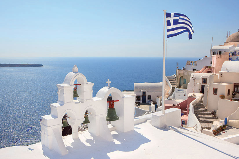 image Grece Santorin  it