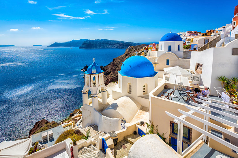 image Grece Santorin eglise  it