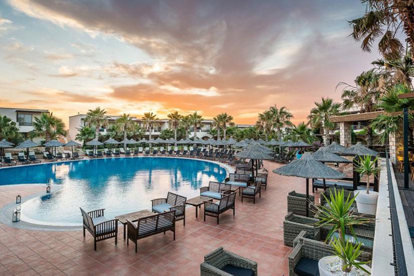 image Grece analipsis hotel stella palace piscine