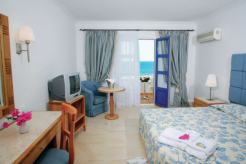 image Grece club norida beach chambre