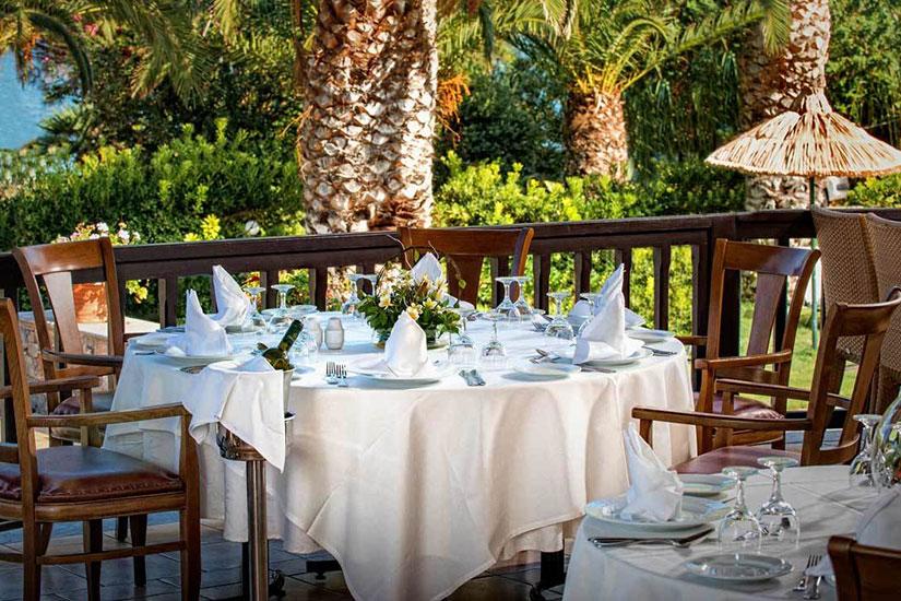 image Grece hotel hersonissos maris table