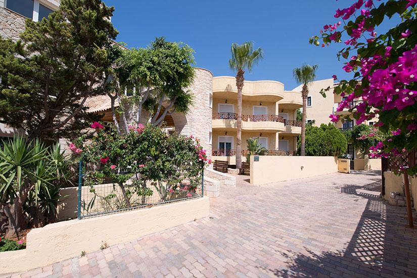 image Grece stalis hotel cactus beach ruel