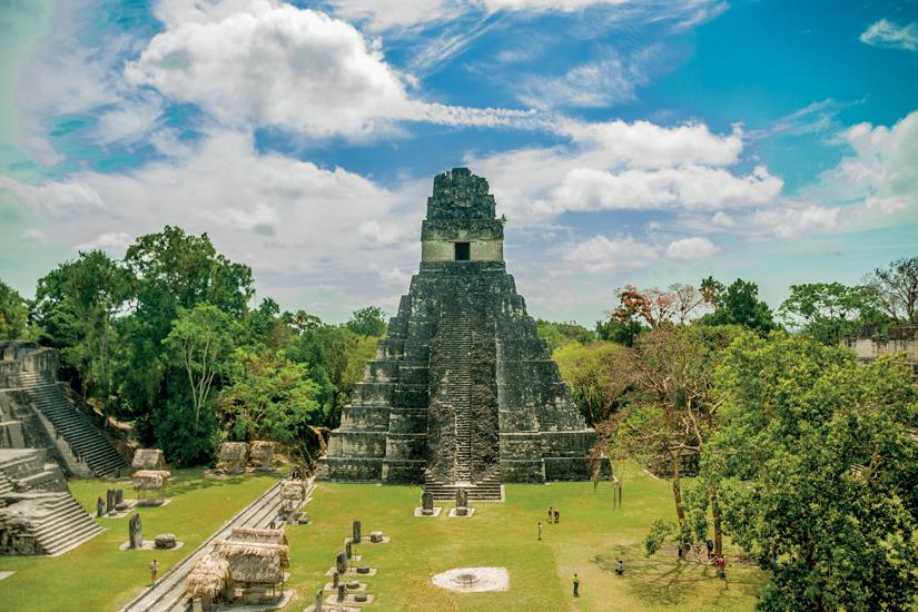 image Guatemala tikal maya ruines pyramides 18 fo_70742418