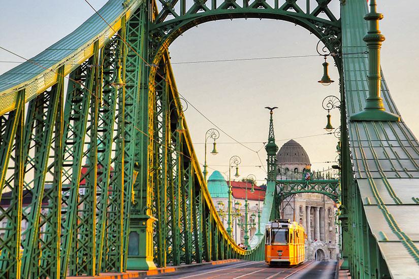 image Hongrie Budapest Pont Liberte  fo