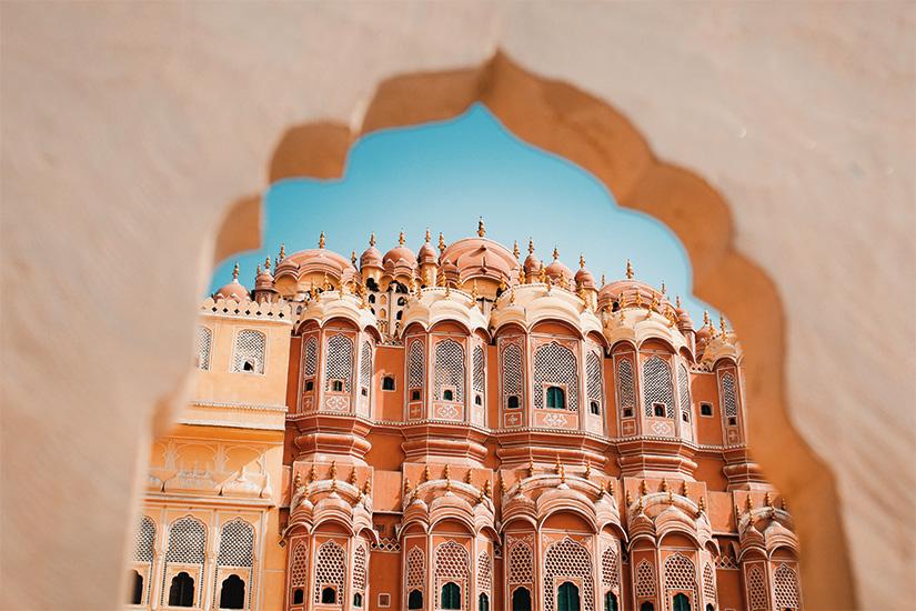 image Inde Jaipur Interieur du palais des vents 24 as_251764777