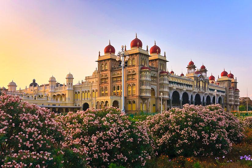 image Inde Mysore Palace  fo