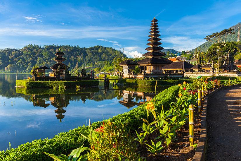 image Indonesie Bali Temple Ulun Danu Bratan  it