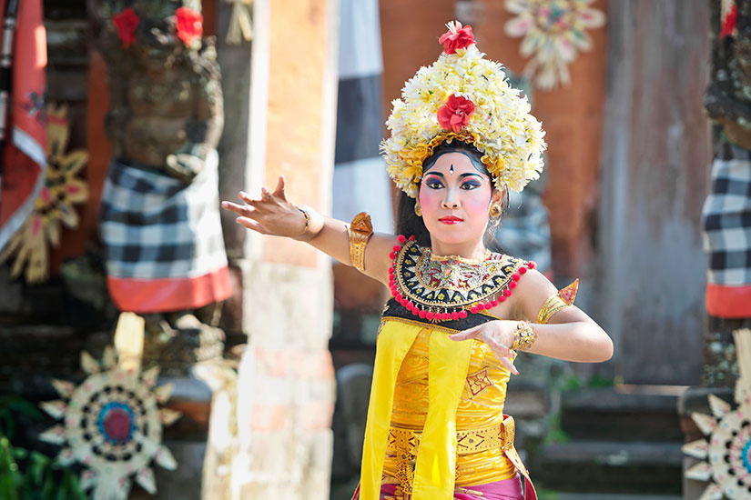 image Indonesie Danse balinaise  it