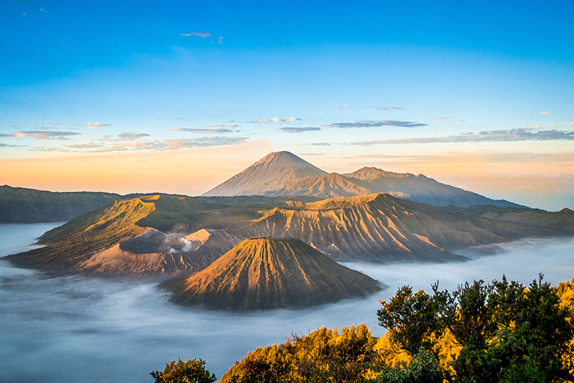 image Indonesie Mont Bromo volcan  it