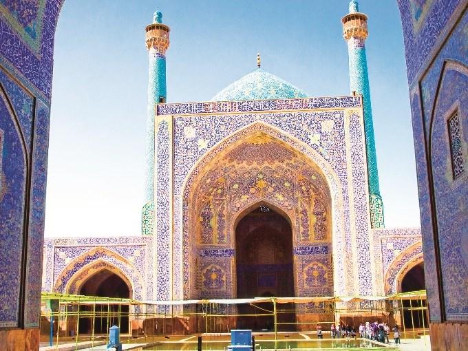 image Iran isaphan