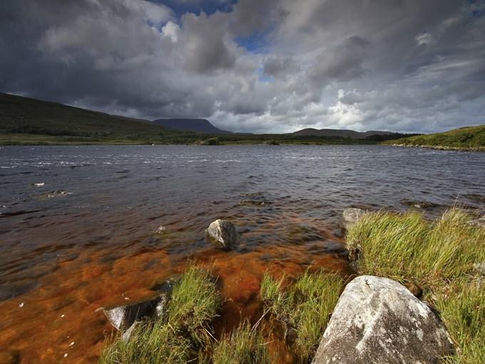 image Irlande parc glenveagh