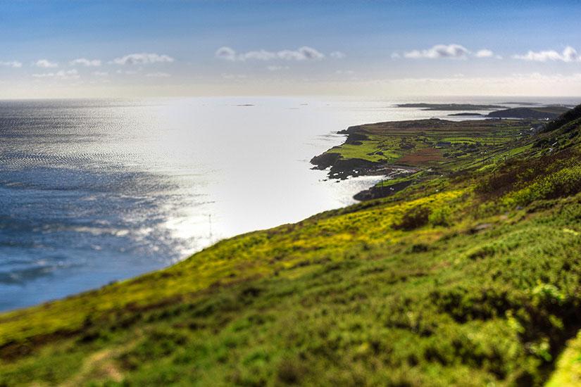 image Irlande paysage Connemara  it
