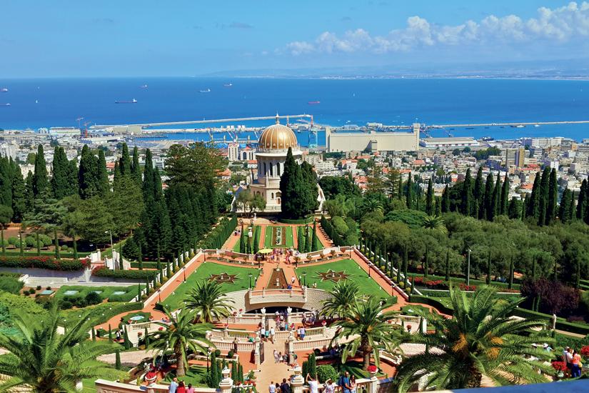image Israel haifa au sommet mer 47 as_91793514