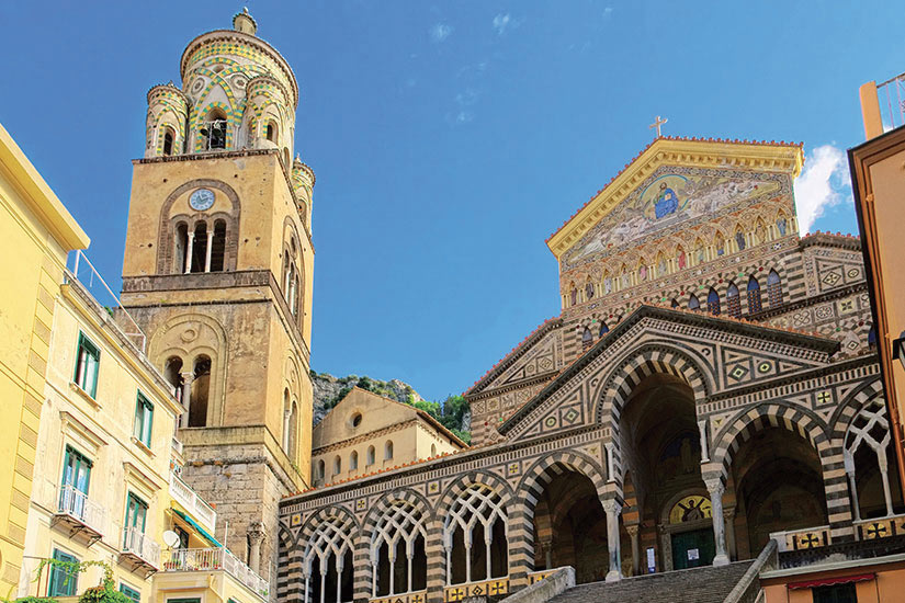 image Italie Amalfi cathedrale  fo