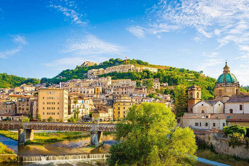 image Italie Cosenza Vieille ville  fo