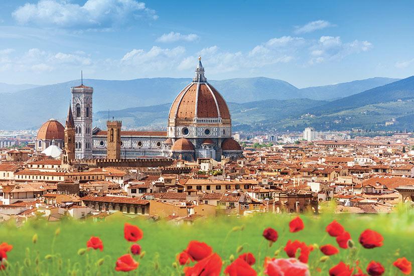 image Italie Florence Duomo et le Campanile de Giotto  fo