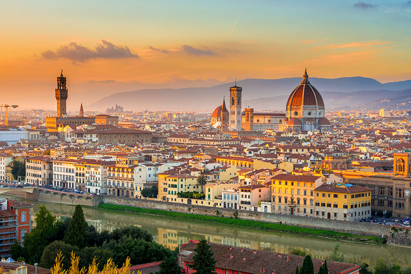 image Italie Florence panorama fo  fo